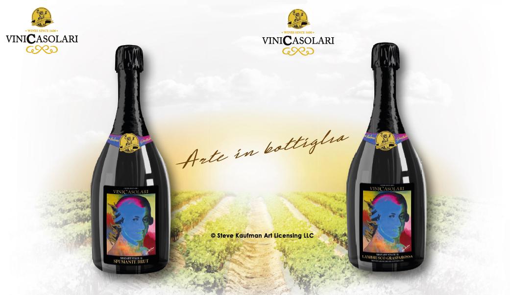 Vini Casolari Steve Kaufman Wine Copyright
